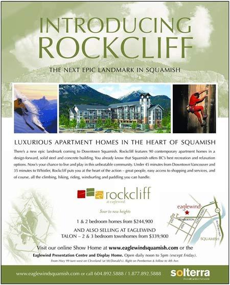 Rockcliff - Squamish