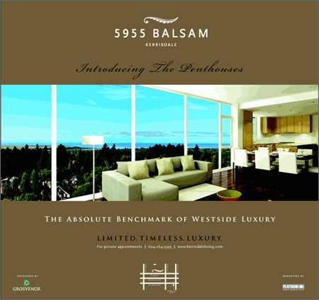 5955 Balsam - Kerrisdale Living | Condo in Vancouver