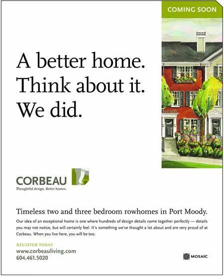 Corbeau - Port Moody, BC