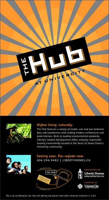 The Hub - Condo in Burnaby, BC | Developed by Liberty Homes