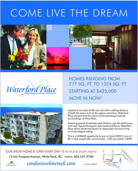 Waterford Place - White Rock