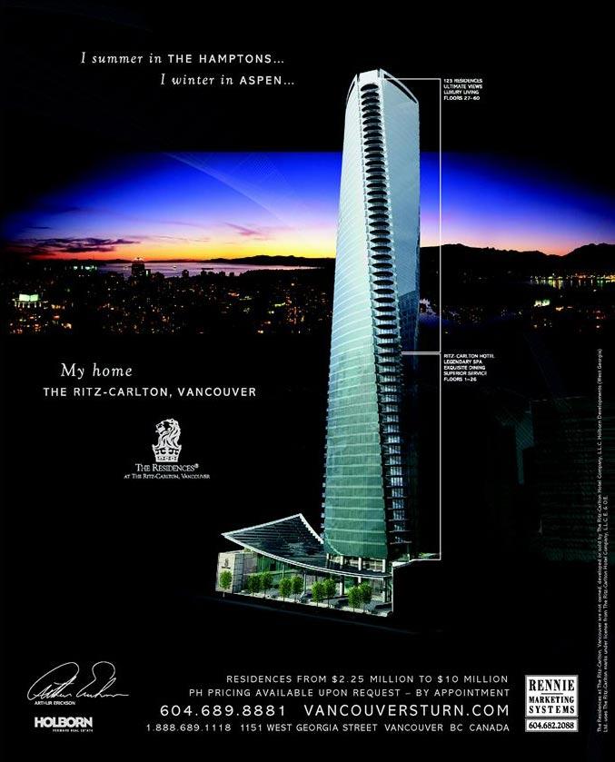RitzCarlton Vancouver 677 x 839