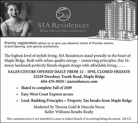 SIA Residences
