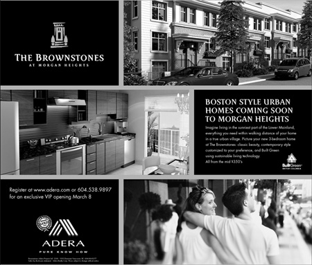 The Brownstones at Morgan Heights