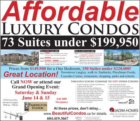Affordable Luxury Condos
