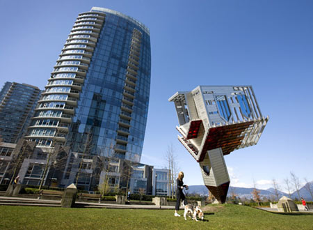 Upside-Down Church, Vancouver
