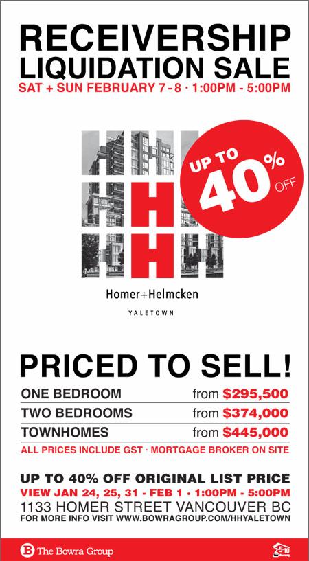 H+H Yaletown